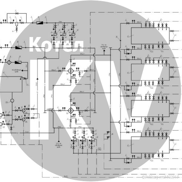 Чертежи Модульная котельная 4